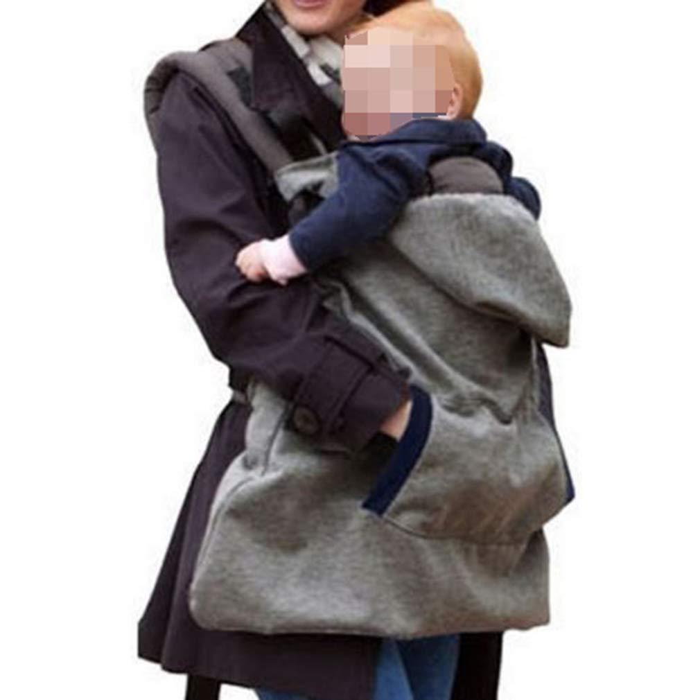 47d1968317d1 Manteau de Bébé Imperméable et Coupe-Vent Cape Blanket Porte-Bébé Echarpe  Baby Wrap Transporteur Enfant Housse de Capuche Manteaude protection Bébé  ...