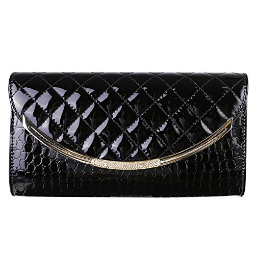 GESU Leather Envelope Clutches Shoulder product image