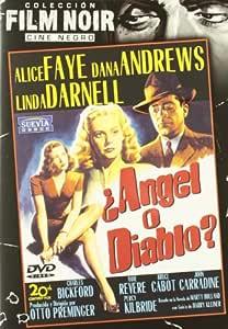 Angel O Diablo (Film Noir) [DVD]: Amazon.es: Alice Faye