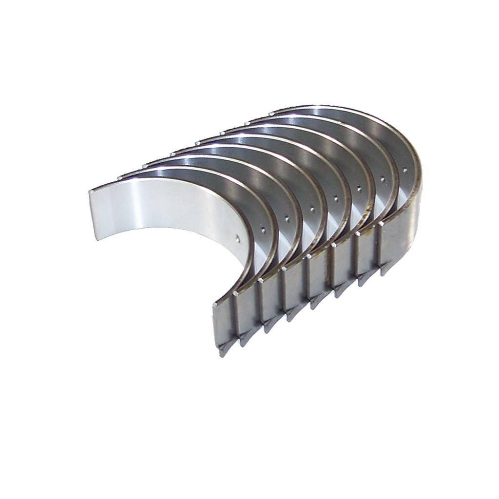 DNJ Engine Components RB168.10 Rod Bearing (Oversize .010' (.25mm))