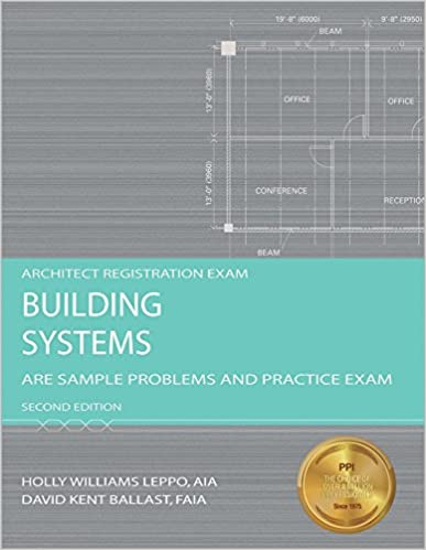 Building Systems Are Sample Problems And Practice Exam 2nd Ed