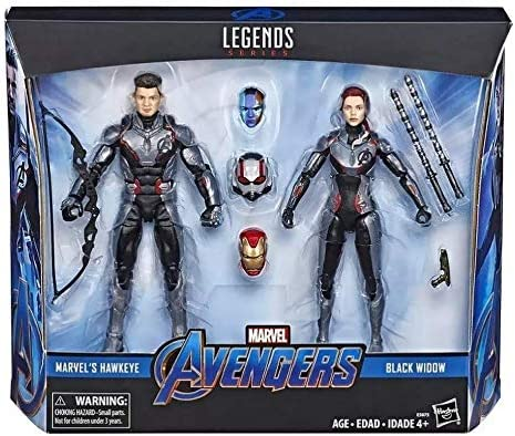 Marvel Legends Black Widow HEAD  from The Avengers Endgame Target Exclusive
