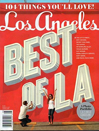 Los Angeles 2017 Magazine A Photo Portfolio L.A.'s Wild Coastline THE VERY BEST OF L.A.: SECRET DOG PARK, TIKI GOODS, VEGAN BURGER, SUIT REPAIR, SOFT-SERVE, FINEST HOT CHICKEN