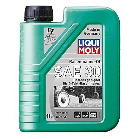 Liqui Moly 1264 Cortacésped Aceite SAE 30: Amazon.es: Coche y moto