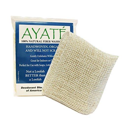 Ayate 100% Natural Fiber Washcloth ()