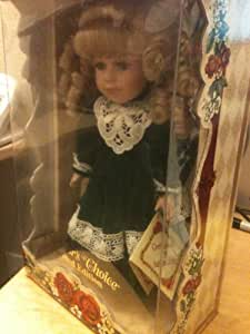 collector 39 s choice genuine fine bisque porcelain doll toys games. Black Bedroom Furniture Sets. Home Design Ideas