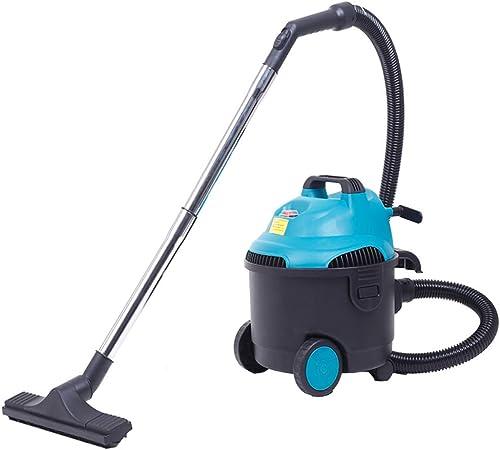 TY-Vacuum Cleaner MMM@ Aspirador 1400w Alta Potencia Seco y Mojado Soplando Tres cubetas para alfombras Aspirador 15l Diseño silencioso de Gran Capacidad Adecuado para el consumidor y Comercial: Amazon.es: Hogar