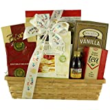 Rise & Shine On Your Birthday: Gourmet Breakfast Gift Basket