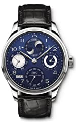 Iwc Portuguese Perpetual Calendar Watch IW503203