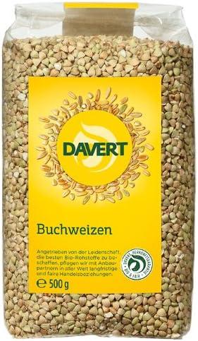 davert Alforfón, 4 unidades (4 x 500 g) – Bio: Amazon.es ...