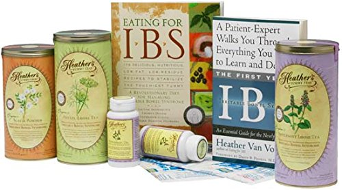 Heather's Irritable Bowel Syndrome Big Kahuna Kit (Over 20% Off!)
