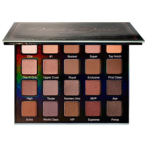 Violet Voss - PRO Eyeshadow Palette (Taupe Notch) (Best Taupe Eyeshadow Palette)