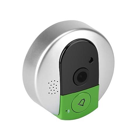 WiFi 750P HD intercomunicador timbre de cámara inteligente ...