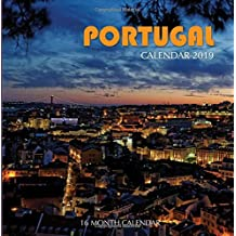 Portugal Calendar 2019: 16 Month Calendar