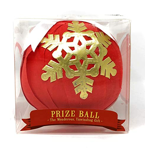 Assortit Christmas Special Limited Edition Toy Surprise Prize Ball for Boys and Girls Unwinding Gift Toys Inside