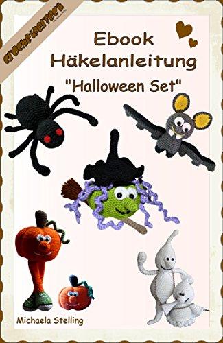 (Häkelanleitung (033): Halloween Set (CrochetPerfect 33) (German)