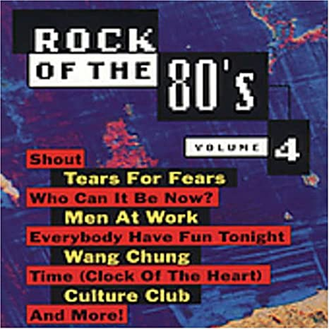 Rock Of The 80's, Vol. 4