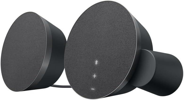 Logitech MX Sound 2.0 Stereo Speakers for Desktop Computers, Laptops