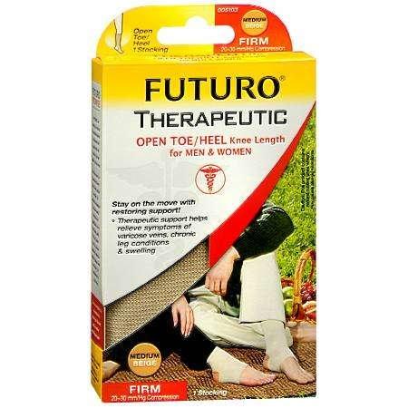Futuro Support Hosiery Socks - 6