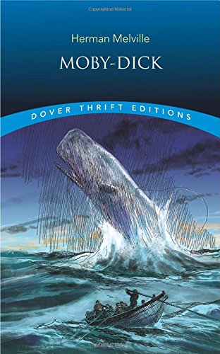 Moby Dick Thrift Editions Herman Melville