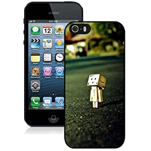 NEW Unique Custom Designed iPhone 5S Phone Case With Lonely Dan Board Close Up_Black Phone Case