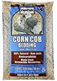 Corn Cob Bedding - 9 Liter ( 550 Cubic Inches), Dust Free, 100% All Natural, Non Toxic, Biodegradable, Made from Renewable Resources