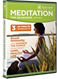 MEDITATION FOR BEGINNERS [Import]