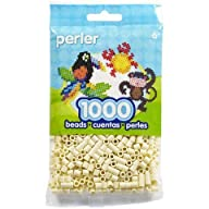 Bulk Buy: Perler Beads Creme Bag (3 Pack)