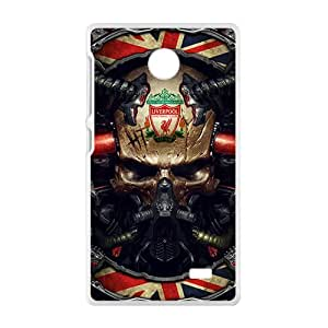 YYYT Liverpool football club Cell Phone Case for Nokia Lumia X