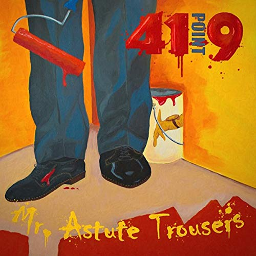 Price comparison product image Mr. Astute Trousers