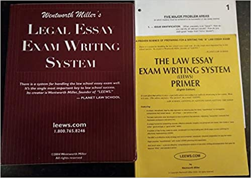 writing a law essay