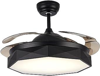 SADASD Lámpara de techo de estilo industrial vintage moderna ...