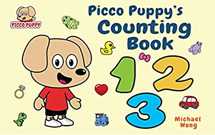 Picco Puppy's Counting Book