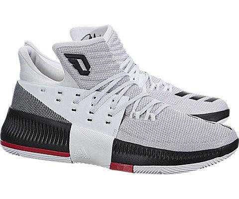 Image of adidas Men's Dame 3 Basketball Shoe