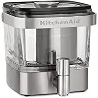 KitchenAid KCM4212SX Cold Brew Brushed Stainless Steel Coffee Maker
