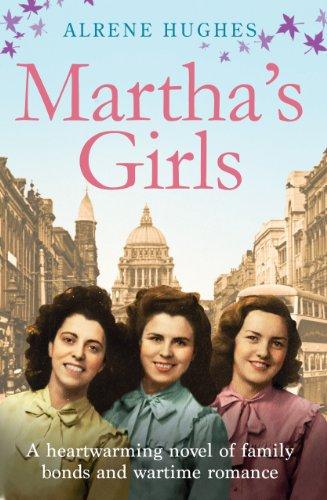 Girl Whirligig - Martha's Girls: A Heartwarming Novel of Family Bonds and Wartime Romance