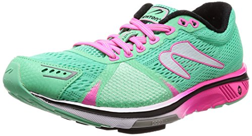 Newton Running Women's Gravity 7 Teal/Fuchsia 5 B US