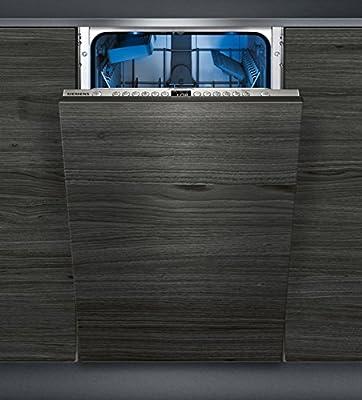 Siemens iQ300 SR736D08IE lavavajilla Totalmente integrado 9 ...