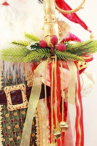 Windy Hill Collection 36'' Inch Standing Grand Santa Claus Christmas Figurine Figure Decoration 53603 by Windy Hill Collection (Image #3)