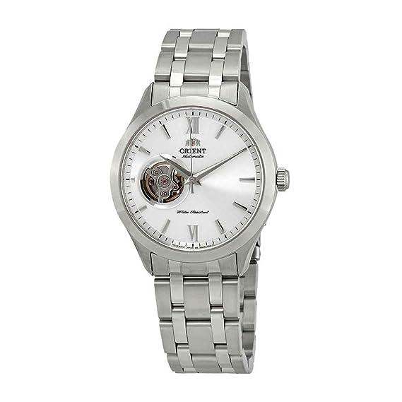 Orient Reloj Analógico para Hombre de Automático con Correa en Acero Inoxidable FAG03001W0