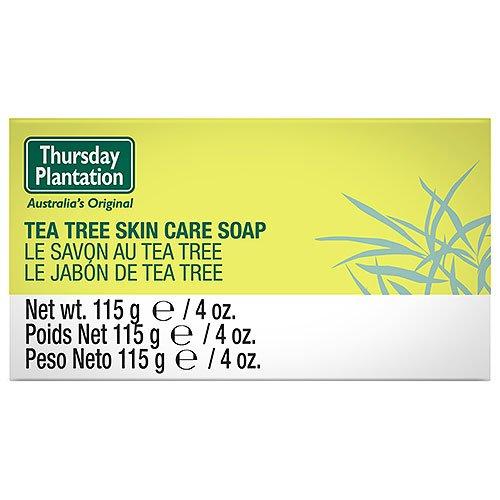 Thursday Plantation Tea Tree Bar Soap 115g 6603