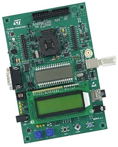 STM8L1526-EVAL - Evaluation Board, STM8L152C6, Audio Speaker and Microphone Connected, IrDA Transceiver (STM8L1526-EVAL)
