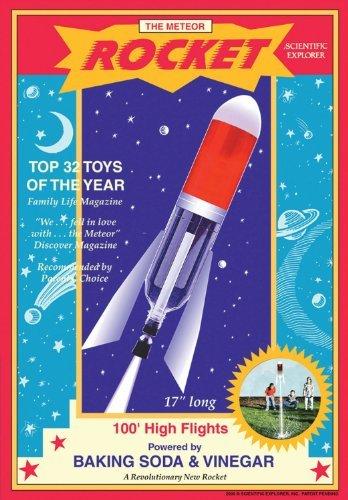 Meteor Rocket Science Kit - Includes Bonus Pop Toob!