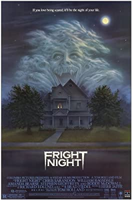 Fright Night Poster Movie 11x17 William Ragsdale Chris