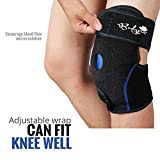 Ice Pack for Knee, Knee Support Brace with Gel