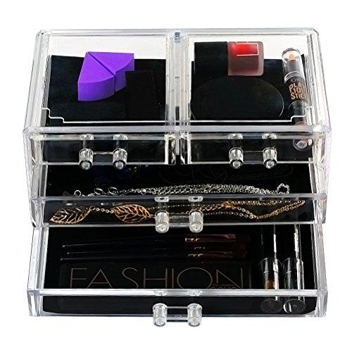 HABIBEE Acrylic Cosmetics Organizer Cosmetic product image