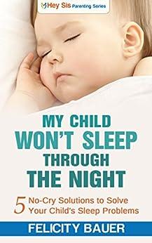 Child Wont Sleep Through Night ebook product image