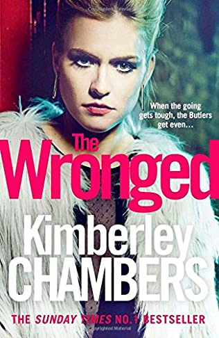 book cover of The Wronged