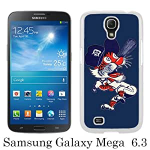Detroit Tigers White New Customized Samsung Galaxy Mega 6.3 i9200 i9205 Phone Case