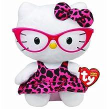Ty Hello Kitty Beanie Baby- Fashionista